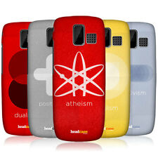 HEAD CASE PHILOGRAPHY SNAP-ON BACK COVER FOR NOKIA 112