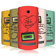 HEAD CASE TAPEPOGRAPHY VERSES PROTECTIVE COVER FOR NOKIA ASHA 303