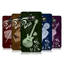 HEAD CASE MUSIKA SNAP-ON BACK COVER FOR SAMSUNG GALAXY S2 II I9100