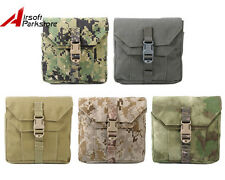 Airsoft Molle Tactical 500D Fight Multi-Purpose Magazine Pouch Bag 5 Colors AOR2