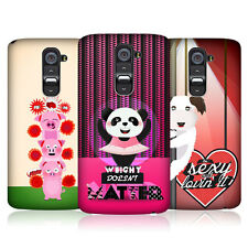 HEAD CASE DANCING ANIMAL PROTECTIVE COVER FOR LG G2 D802