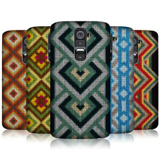 HEAD CASE INDIAN WOVEN PATTERNS PROTECTIVE COVER FOR LG G2 D802