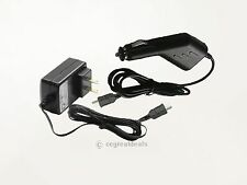 "5V 2A Micro USB Travel AC Adapter Car Charger For Dell Venue 8 Pro 8"" Tablet PC"