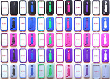 Samsung Galaxy S4 Mini Phone Cover PRO ARMOR Heavy Duty Case + HOME CHARGER