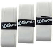 WILSON PRO OVERGRIP OPEN STOCK (3, 5, 8 PACKS) NEW