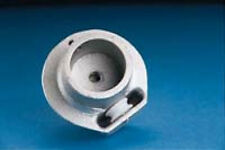 """Flagpole Pulleys - 2""""  -  stationary with set screws and nylon pulley"""