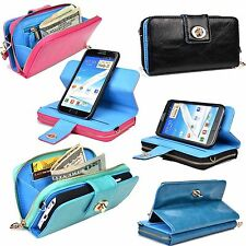 New Magic Wallet with Removable Shell card Slot Money Slot for up 5.5 Smartphone