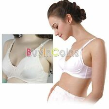 Women`s Cotton Maternity Non Wired Breastfeeding Nursing Bras HKUS