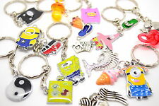 Keyrings Various Designs Big Selection Ideal for Brithday Party Bags & Gifts