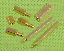 7 kinds of M3 Male M3 Female 10mm Brass Standoff Spacer M3
