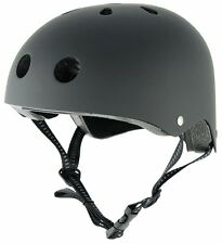 NEW STEALTH URBAN CYCLE HELMET - ADULT STREET BIKE FIXED WHEEL BICYCLE - BLACK