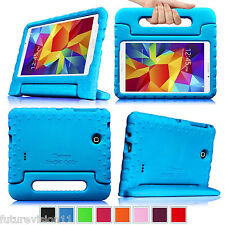 Samsung Galaxy Tab 4 7.0/8.0/10.1 inch Tablet Back Case Cover Kids Shock Proof