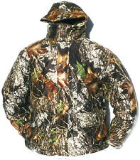 New Cabela's A.G.O. QUIET Ultra Thinsulate  Mossy Oak New Break-Up Hunting Parka