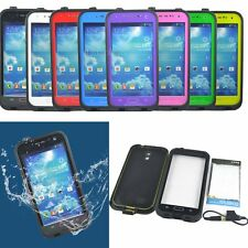 Waterproof Shockproof Dirt Snow Proof Durable Case Cover for Samsung Galaxy S4