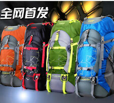 Profession Outdoor Sports Waterproof Backpack Camping Hiking  Bag 50L/60L/70L