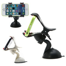 Universal Car Windshield Desktop Mount Holder Bracket For Cell Smartphone