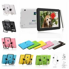 """iRulu 7""""Android 4.2 Phablet 2G GSM Multi-Color Tablet 8GB Dual Core Cam w/Holder"""