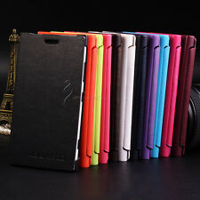 Luxury Leather For Nokia Lumia 920 Flip Case Cover BOOK + film