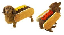 HOT DOG COSTUMES for DOGS - Mustard and/or Ketchup - Available in Three Sizes !