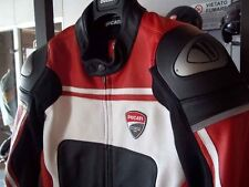 GIACCA PELLE DAINESE DUCATI CORSE 014