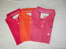 New Junior's Aeropostale Pique Polo Shirt (Orange, Pink) Size M - NWT ($24.50)