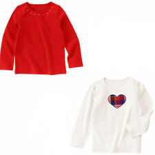 Gymboree Winter Penguin Girls Tops 3 4 5 9 NWT Long Sleeve