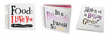 THE BRIGHT SIDE RECIPE COOK BOOK SCRAPBOOK BAKING BRITISH HOME BAKE OFF GIFT