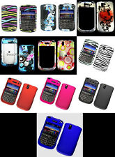 BlackBerry Tour 9630 / Niagara Faceplate Phone Cover SNAP-ON DESIGN / COLOR Case
