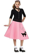 50's Poodle Skirt - Child Costume
