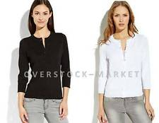 NEW WOMENS CYRUS BUTTON FRONT CARDIGAN 3/4 SLEEVE SWEATER! SO SOFT! VARIETY $58!