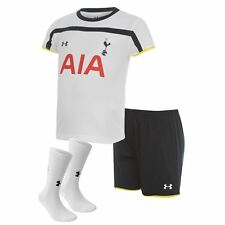 Under Armour Kids Boys Tottenham Hotspurs Home Football Replica Kit 2014 2015
