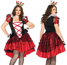 Leg Avenue - Royal Red Queen Adult Costume