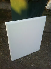Chamfered Matt White Kitchen Unit Cabinet Cupboard Doors fit Howdens B&Q Magnet