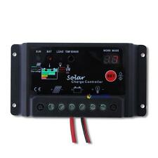 Digital PWM 10/20A Solar Panel Charge Controller Regulator 12/24V Autoswitch MO
