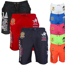 Geographical Norway GN Badeshort Badehose Short Bermuda Hose WOW