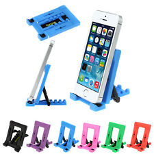 iKross Universal Portable Collapsible Desk Folding Stand Holder For Cell Phone