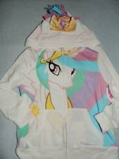 MY LITTLE PONY PRINCESS CELESTIA SWEATER HOODIE SIZE 4/5 6/6X 7/8 10/12 NEW!