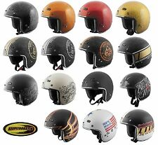 Speed and Strength Helmet SS600 Motorcycle Streetbike Cruiser XS S M L XL 2X
