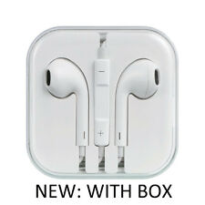 for iPod touch 4th 5th Generation - Earbud Earphone Headphone With Volumn Button