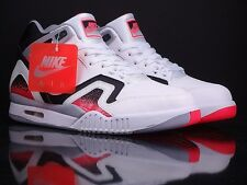 NIKE Air Tech Challenge II white black hot lava New Retro Agassi 643089 160