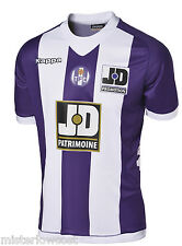 Maillot enfant TFC - Collection officielle Toulouse Football Club Kappa  Ligue 1