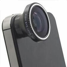 one Magnetic Wide 180°Detachable Fish Eye Lens for iPhone 4 4G 4S CellPhone