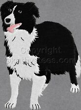 Border Collies - Machine Embroidery Designs Set of 11 On CD