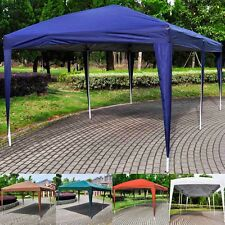 EZ POP UP Wedding Party Tent 10'X20' Folding Gazebo Beach Canopy W/Carry Bag