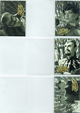 STAR TREK VOYAGER CTH CAPTAIN PROTON CARD SINGLES