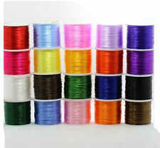 1 Roll 1.00mm Strong Elastic Stretchy Beading Thread Cords For Jewelry Making U