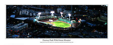 USA MA, Boston City, View of Boston Red Sox Fenway Park with Green Monster 6003