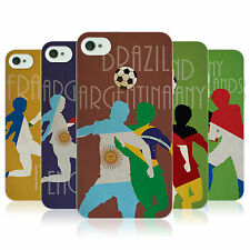 HEAD CASE FOOTBALL RIVALRIES TPU REAR CASE COVER FOR APPLE iPHONE 4S