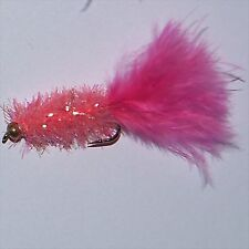 Gold Head Fritz Trout Fly Fishing Flies lures streamers Size 8 by Dragonflies