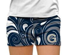 2013 LoudMouth Ladies Golf Mini Shorts Brand New Team Georgetown Hoyas